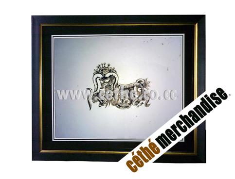 Cethe Merchandise Motif Kambing (Sasang Priyo Sanyoto)